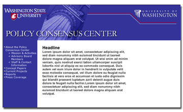 Policy Consensus Center